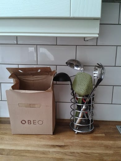 Obeo food waste boxx review