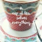 Cup of tea - Office Mum