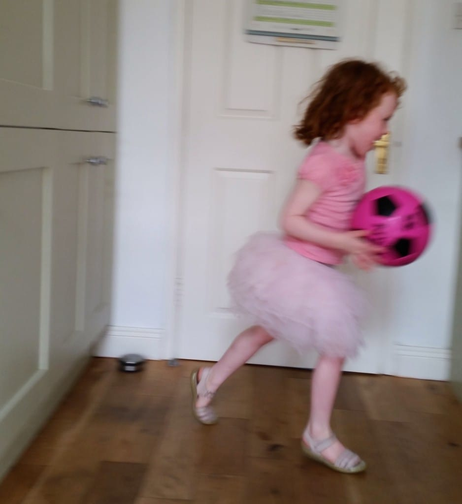 My little footballer - office mum