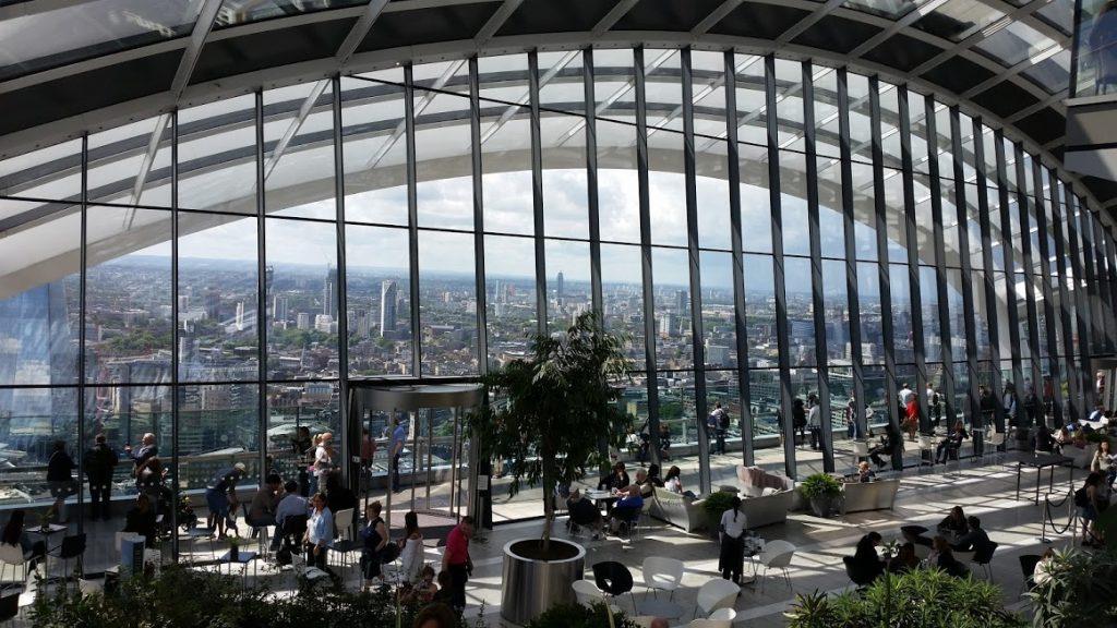 Sky Garden London - Office Mum